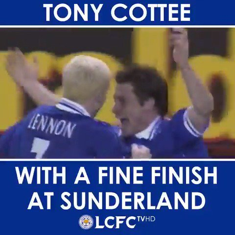 Happy birthday to former striker Tony Cottee!