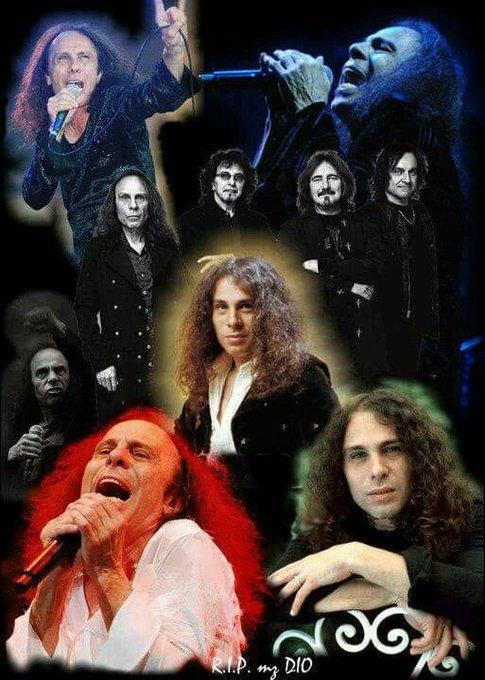 Happy Birthday Ronnie James Dio.