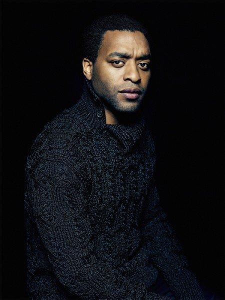 Happy 40th birthday to Chiwetel Ejiofor!
