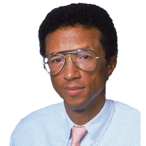 Happy birthday to our founder, Arthur Ashe! We share his values of justice, service, inclusiveness and excellence