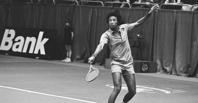 Black History \Erryday\: Happy Birthday Arthur Ashe