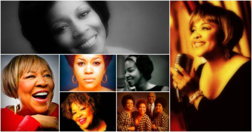 Happy Birthday to Mavis Staples (born July 10, 1939)