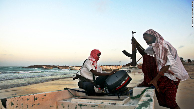 CNN Exclusive: Somali pirate kings are under investigation for helping ISIS and al-Shabaab