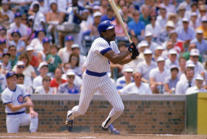 Happy Birthday to The Hawk, Andre Dawson