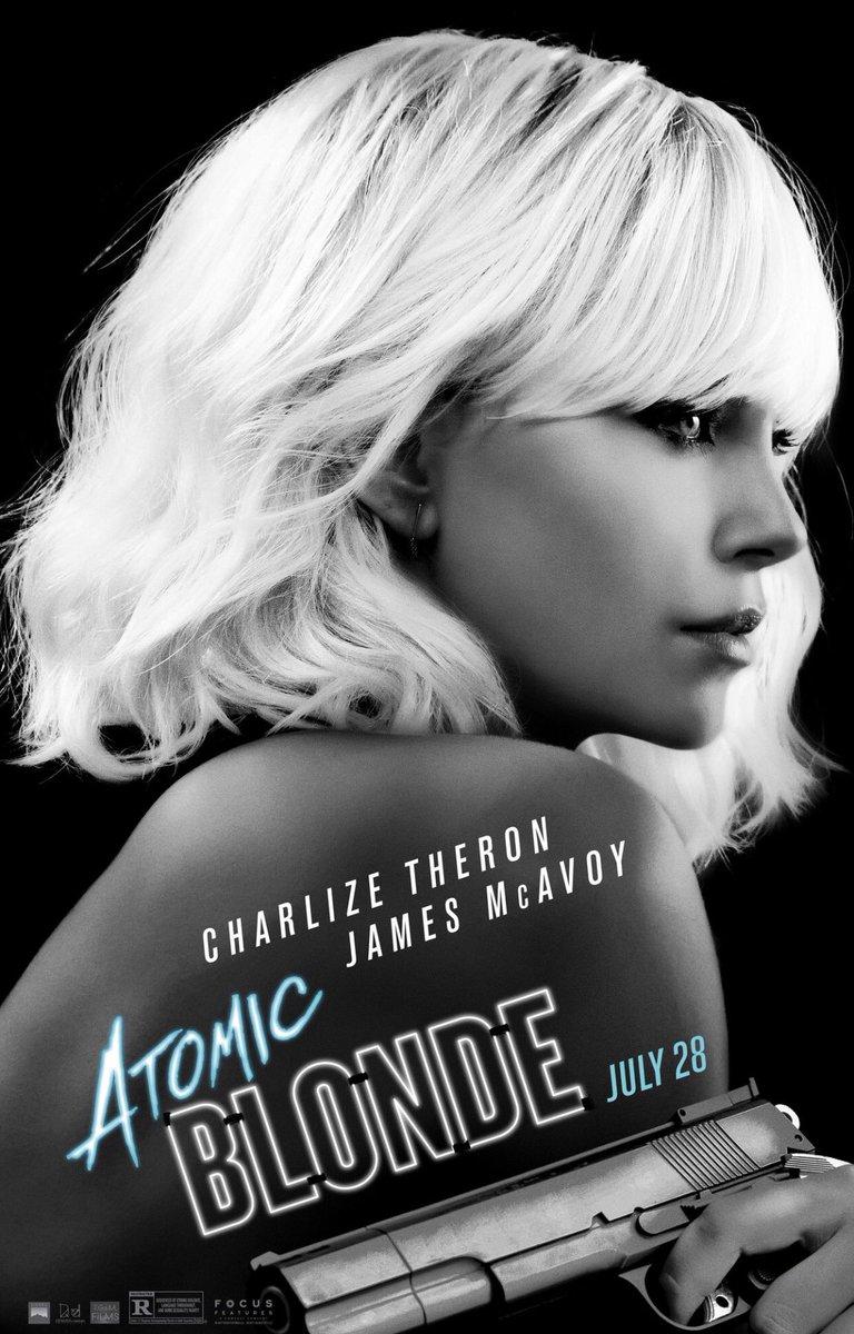 28日公開のシャーリーズセロン主演の新作アクションスリラー「ATOMIC BLONDE」でジェームズマカヴォイが演じるの
