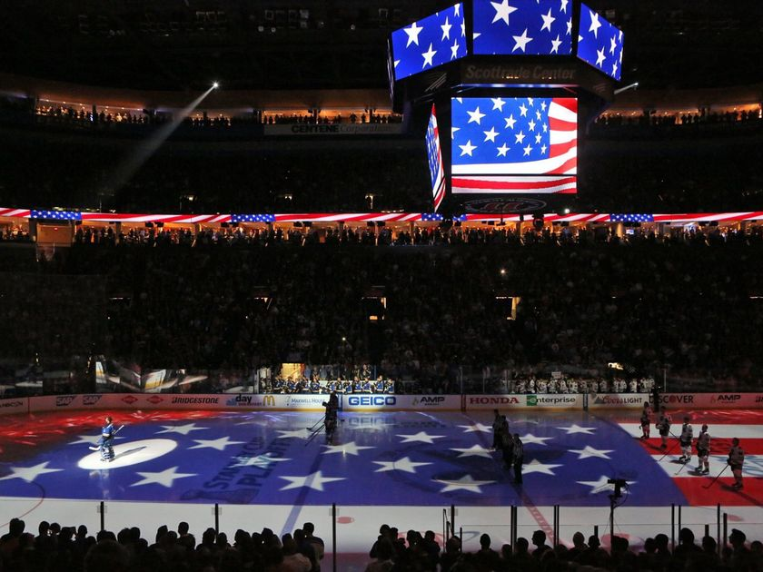 Know some local talent? St. Louis Blues launch search for anthem performers