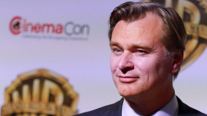 "Christopher Nolan on directing a James Bond movie: ""Maybe one day that would work out"""