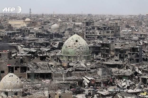 RT @ianbremmer: Mosul,