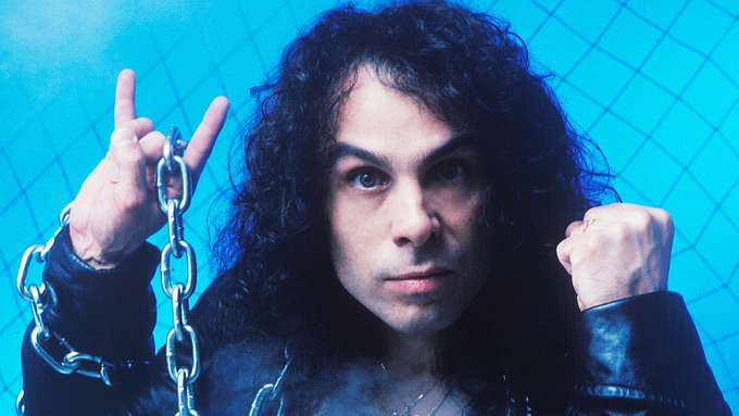 for a bit. I want to wish a very Happy Birthday to Ronnie James Dio! He may be gone but his music lives on!