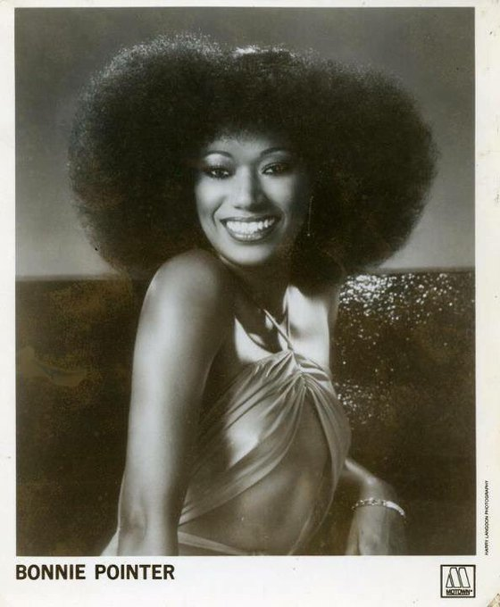 Happy Birthday Bonnie Pointer (July11, 1950) Motown singer Bio: Video: