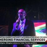 Capital Markets Authority says regulators ready to merge