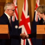 Oz PM wants 'speedy' free trade deal with UK