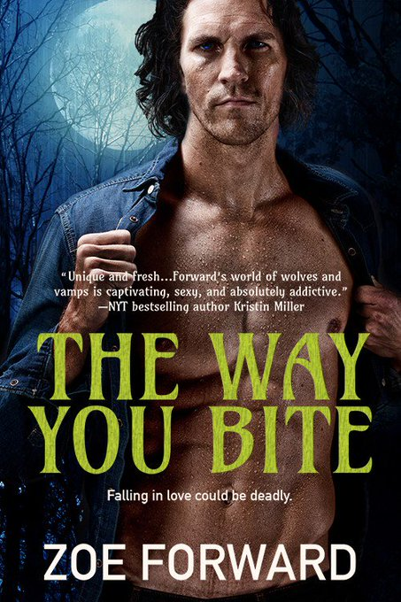 The Way You Bite by Zoe Forward