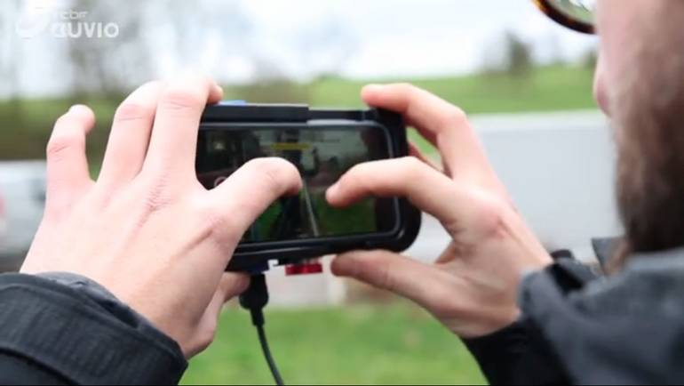 test Twitter Media - Comment a été filmée la websérie Burkland ? En partie avec un iPhone https://t.co/M7iUcmrPI6 #burkland #rtbf #mustsee https://t.co/cJfwiIRWjw