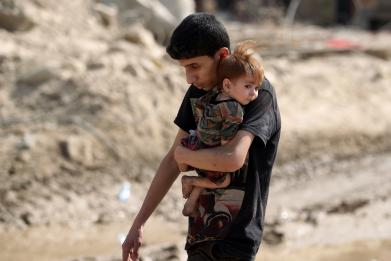 The children of Mosul have suffered enough under ISIS, now it's time we helped them