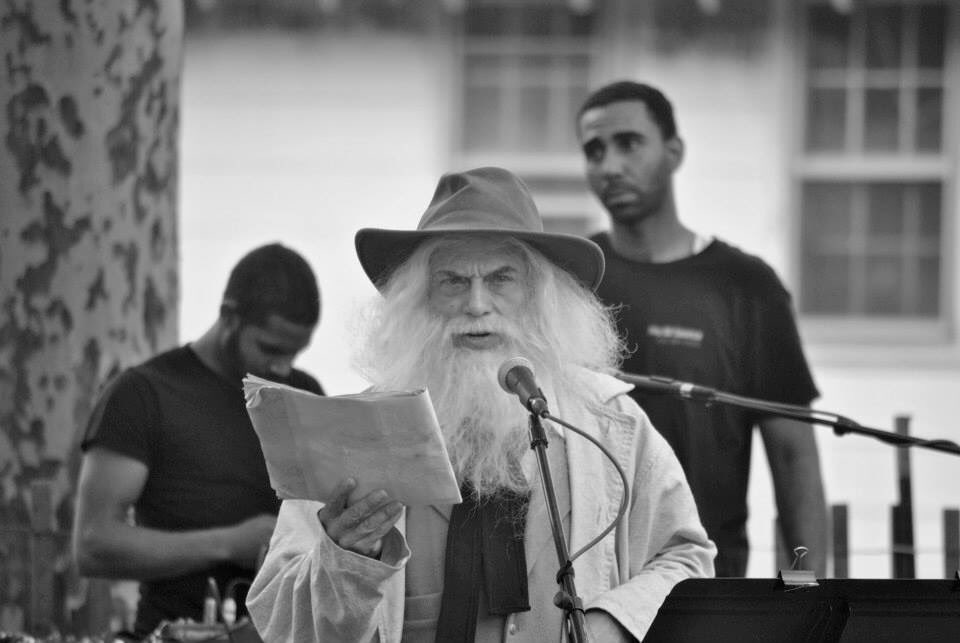 test Twitter Media - Throw back to when our dude Walt Whitman stopped by #NYCPOFEST a few years back 😲 #Ome! #Olife! #Onycpofest! #Onextweekend! https://t.co/xn64byQHWV