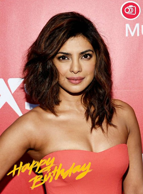 Happy Birthday Priyanka Chopra!