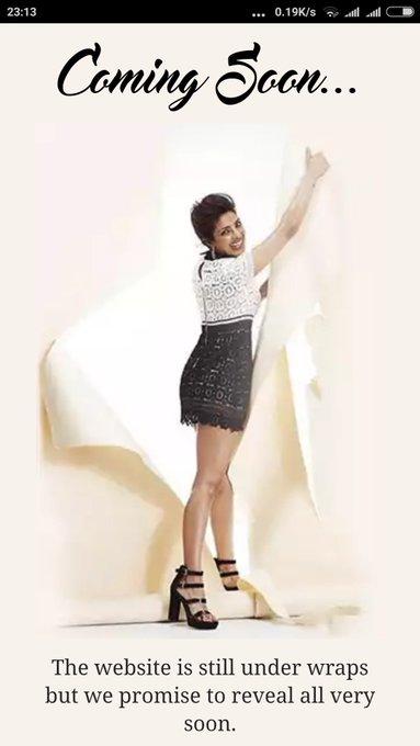 Happy Birthday Priyanka Chopra ..  Good Morning..  Have a great day New Day New Beginings!