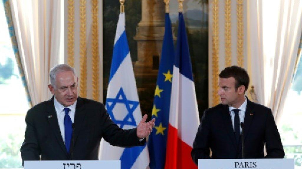 Israel opposes Syria truce deal over Iran presence: official