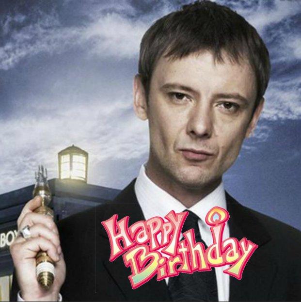 Happy Birthday to John Simm aka the Master