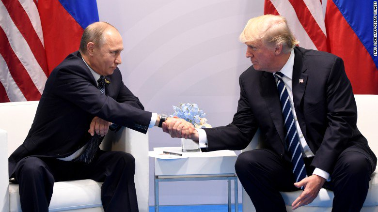 The life and death of Trump's 'cyber security unit' plan with Putin