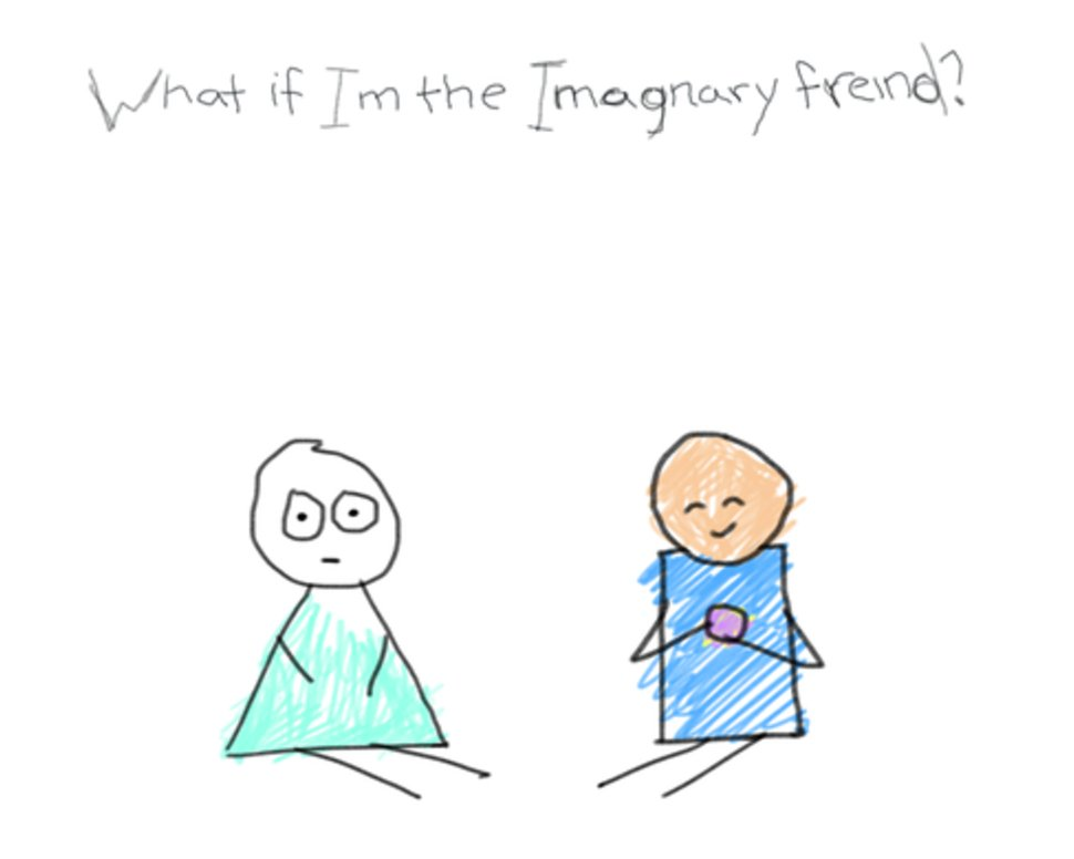 A new thought from an existential toddler.. https://t.co/YDEUeJeuDs https://t.co/5PA6zDtoUr