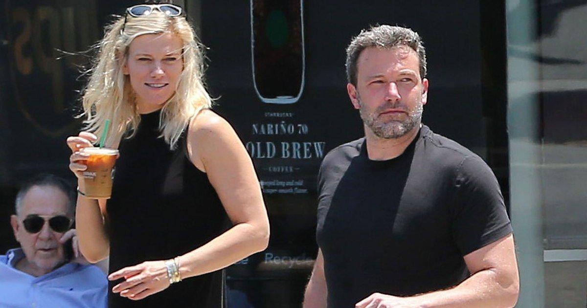 Ben Affleck and Lindsay Shookus Are Back in Los Angeles Together After Time in LasVegas