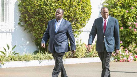 Lawyers woo votes through Matiang'i's new job