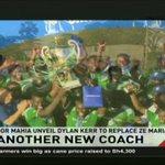 Gor Mahia unveil Dylan Kerr as new coach
