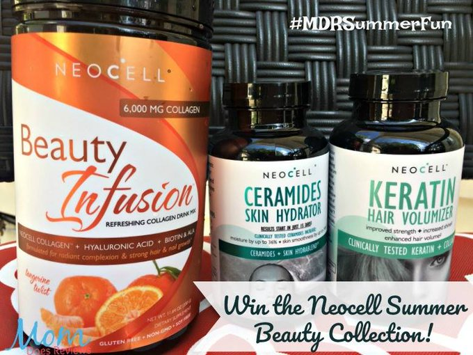 Neocell Summer Beauty Collection ($80 arv)-1-US-Ends 7/21