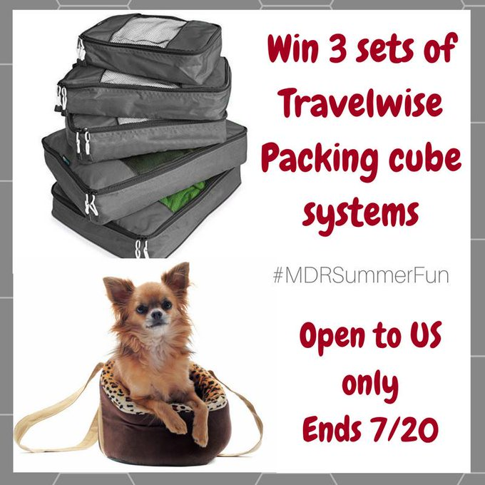 TravelWise 5-pc packing cube system-(3 sets)-1-US-Ends 7/20