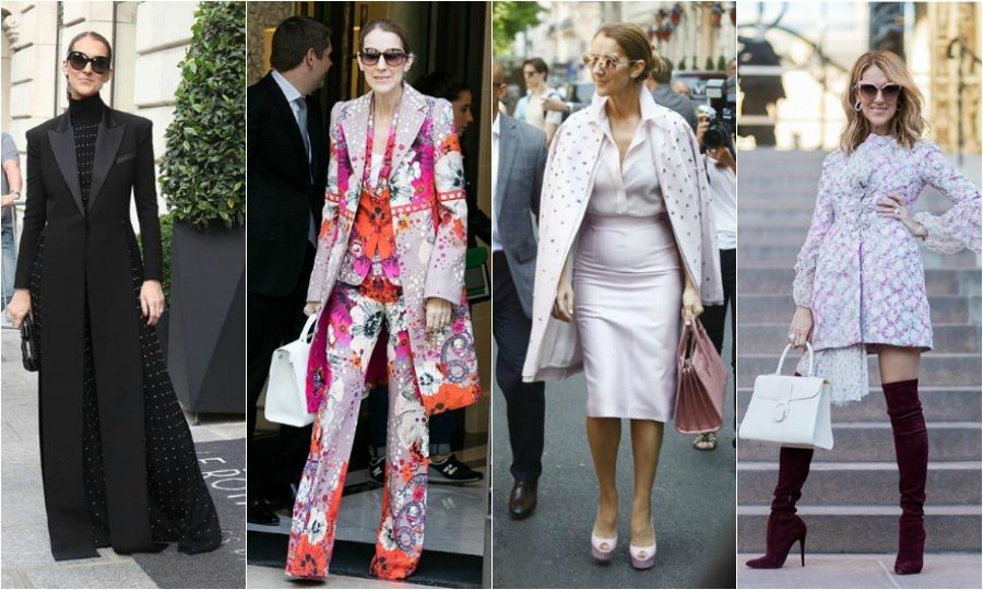 RT @HelloCanada: .@celinedion's fashionable tour of Europe. All the looks: https://t.co/HEjeYSSvlr https://t.co/4rCYuDJ0Q5
