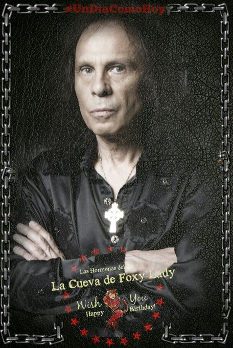 WISH HAPPY BIRTHDAY: Ronnie James Dio, & Neil Tennant (Pet Shop Boys.)