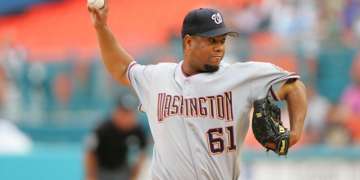 Former MLB pitcher Livan Hernandez files for bankruptcy