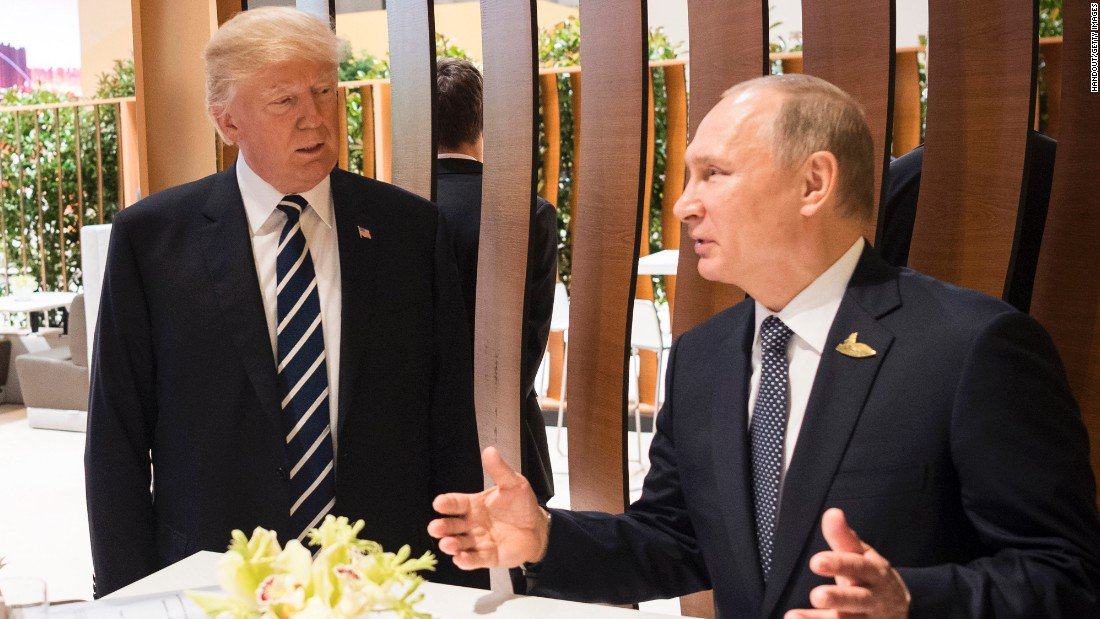 Kremlin: Trump and Putin discussed creating cybersecurity group