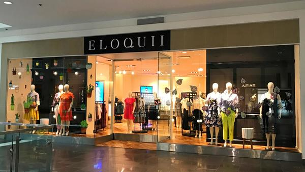 Plus-size fashion brand Eloquii opening in The Shops at North Bridge
