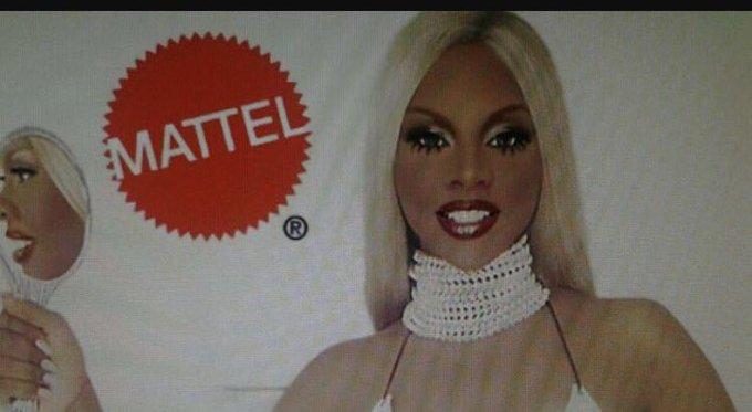 Happy birthday Lil Kim  the original black Barbie