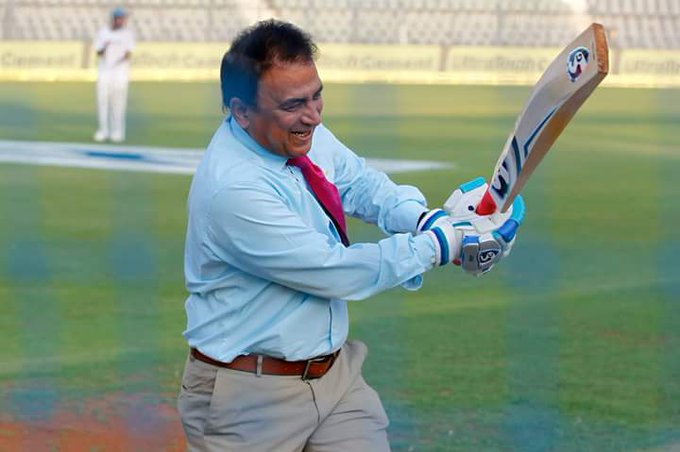Here\s wishing the legend, Sunil Gavaskar a very happy birthday!