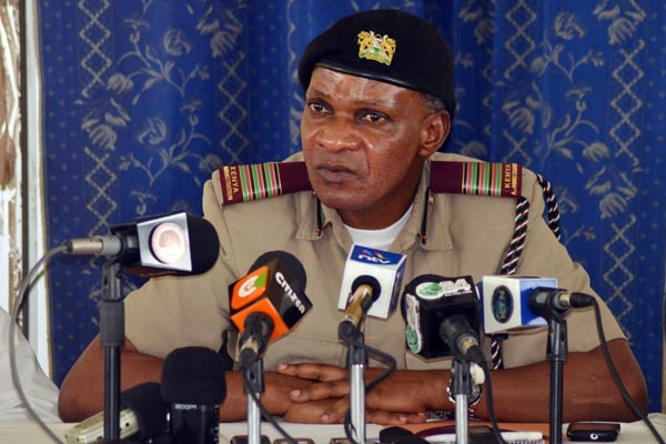 Recent terror attacks in Lamu politically instigated, says Marwa