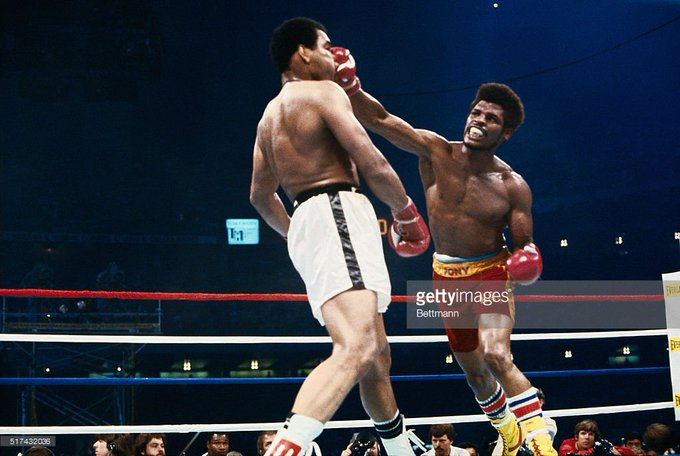 Happy Birthday to Leon Spinks, who turns 64 today!