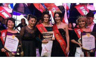 Mrs. Kyrgyzstan 2017 crowned