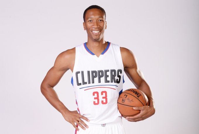 Join us in wishing Wesley Johnson of the a HAPPY 30th BIRTHDAY!