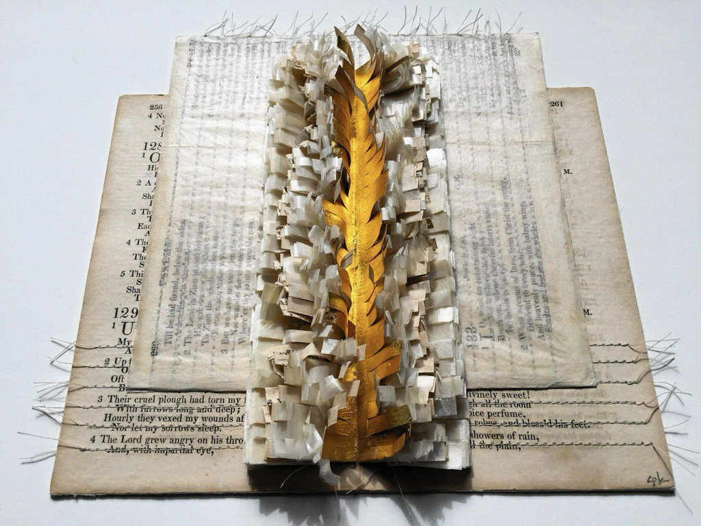 Contemporary Book Art At Hill-Stead