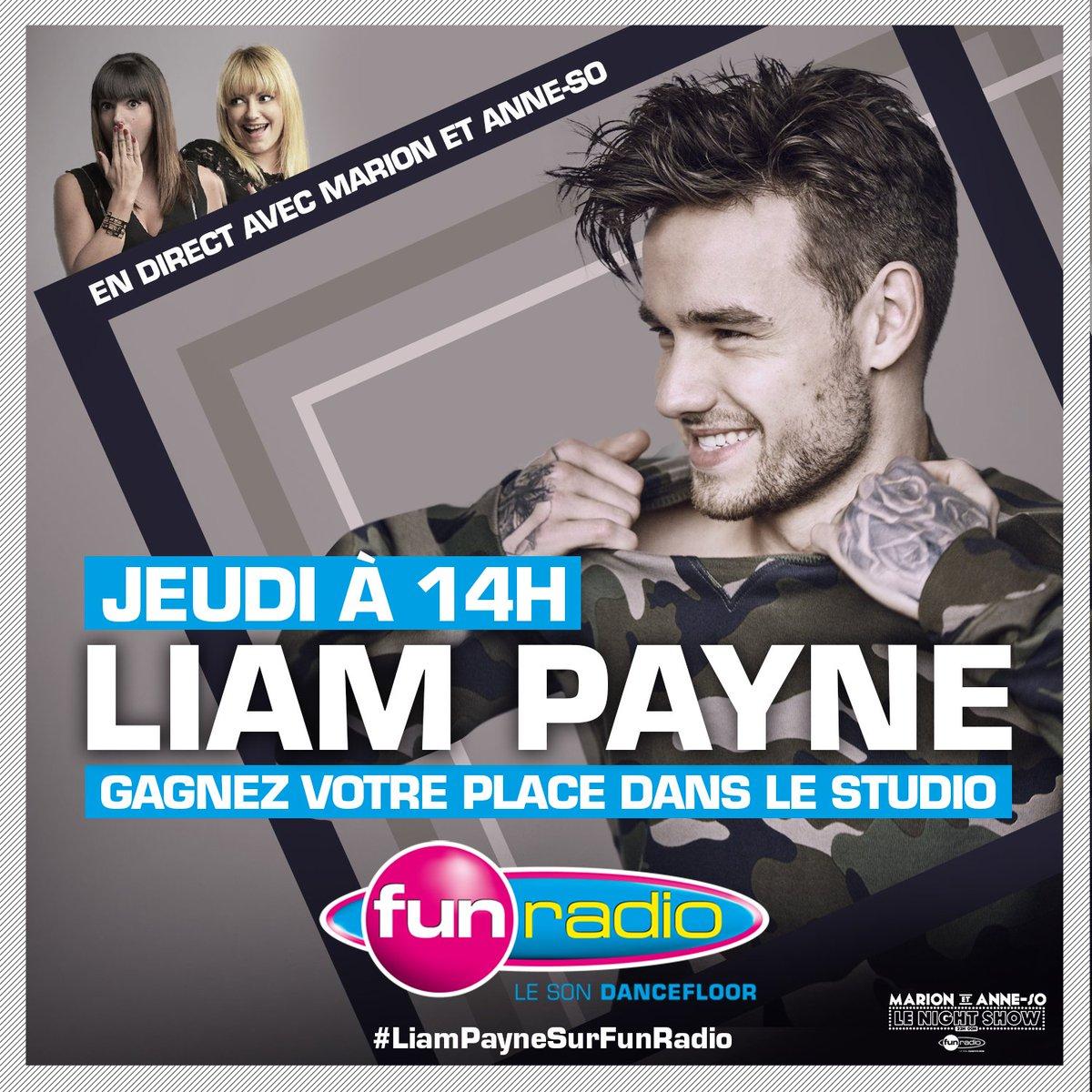 #LiamPayneSurFunRadio