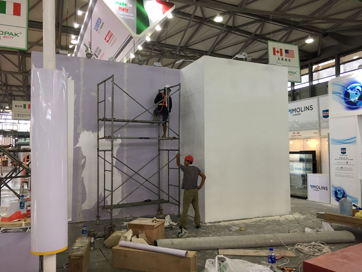 test Twitter Media - Build-up continues at ProPak China 2017 #trade #processing #packaging https://t.co/NB7PpXd23C