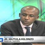 "Senator Mutula Kilonzo Jr calls Jubilee ""sour grapes"" after attack on Judiciary"