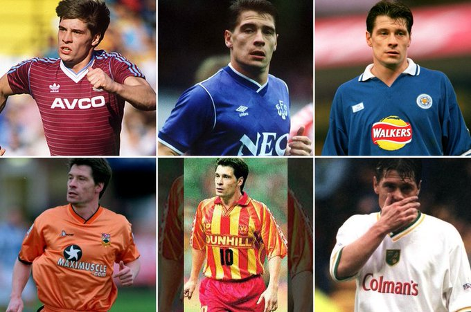 Happy Birthday Tony Cottee