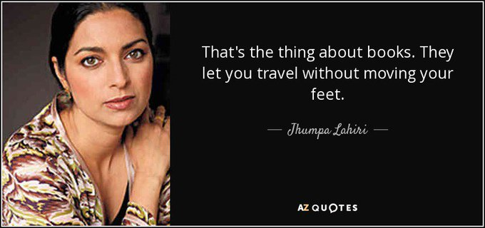 We wish Jhumpa Lahiri a very happy birthday!  Which of her novels is your favorite?