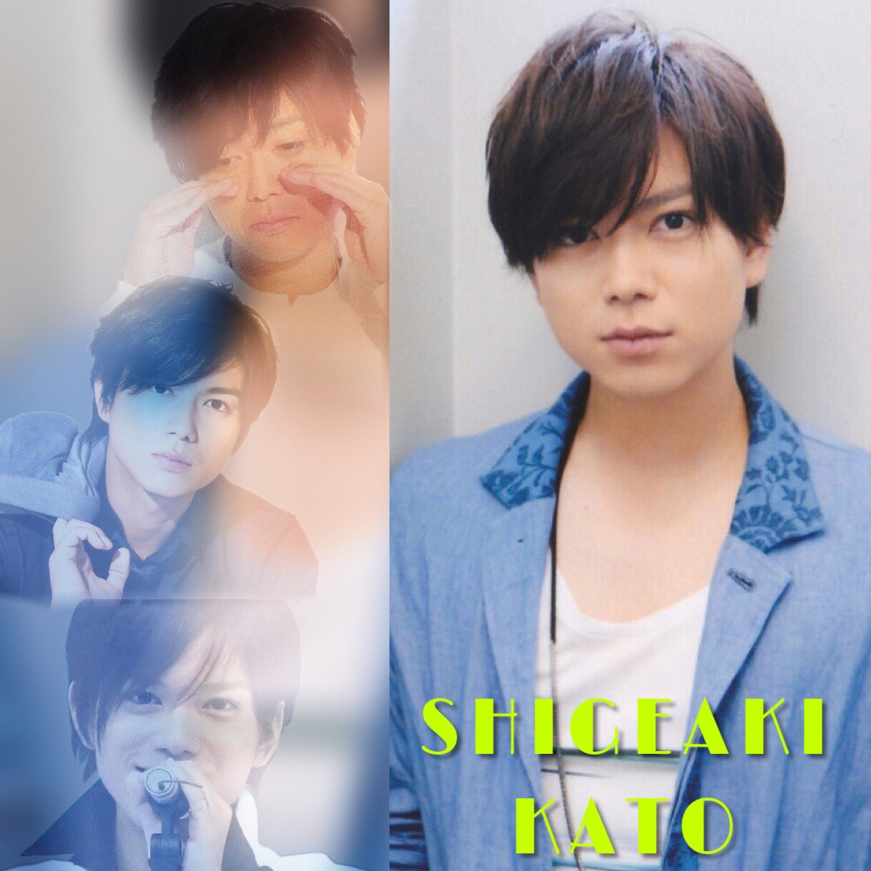 SHIGEAKI KATO     Happy Birthday