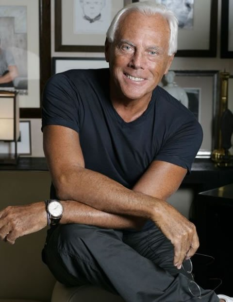 Happy Birthday Giorgio Armani
